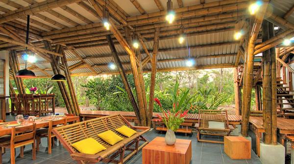 Casa Atrevida: A Bamboo Vacation Home in Costa Rica | Home Design ...