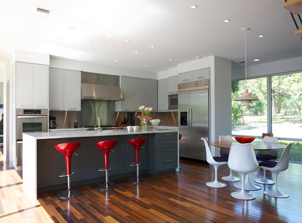 17 Ideas For Grey Kitchens That Are: 20 Astounding Grey Kitchen Designs