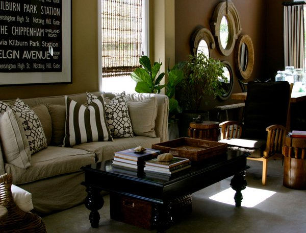 tan living room ideas 15 relaxing brown and living room designs home 12294