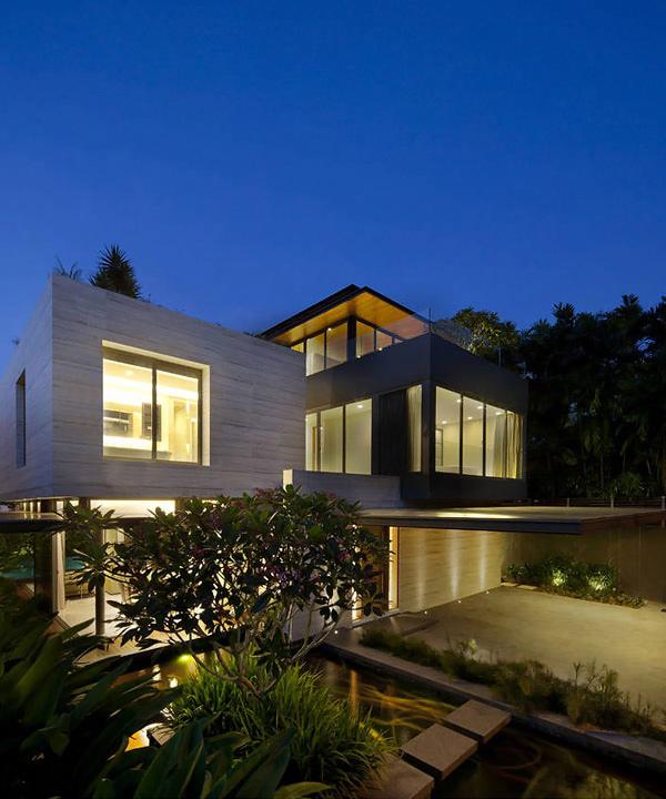 Travertine Dream House