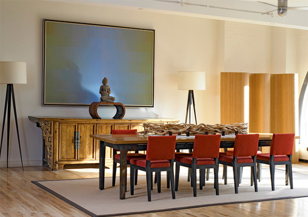 15 Asian Inspired Dining Room Ideas | Home Design Lover