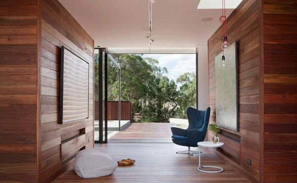 wood interior material