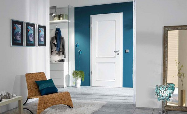15 Wooden Panel Door Designs | Home Design Lover