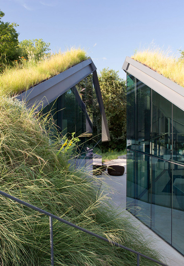 unique exterior design