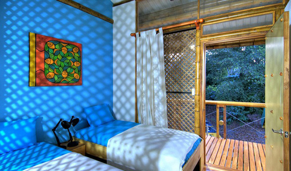 bamboo interior design