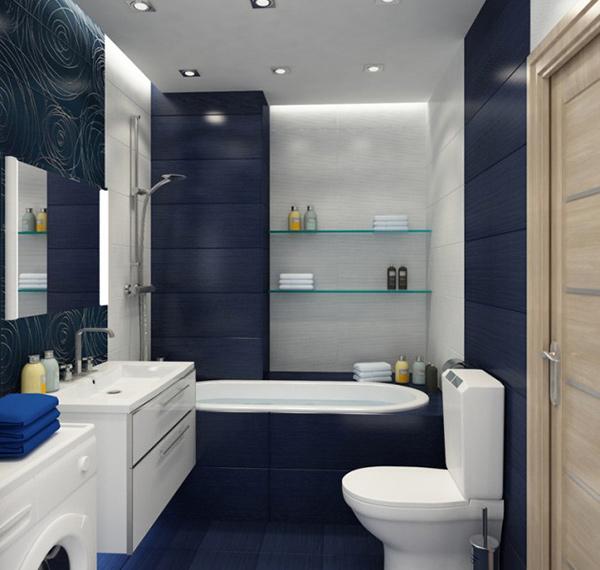 Modern Master Bathroom Design Idea: 20 Contemporary Bathroom Design Ideas