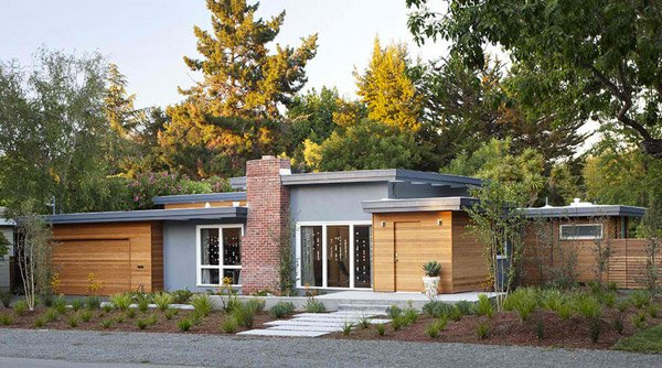 Early Eichler Addition/ Remodel