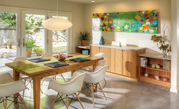 Modern Dining Room Sacramento