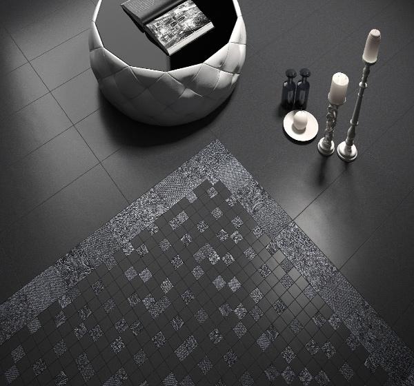 grey colored floor tiles