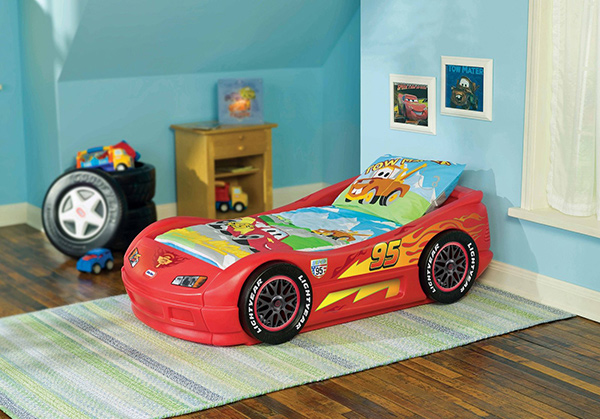 car Toddler Bed