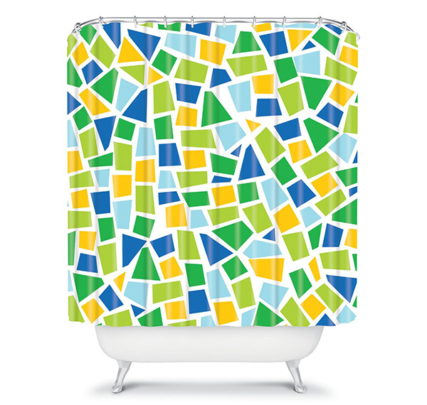 Squares Shower