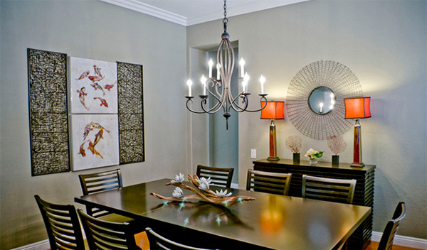 Asian Inspired Dining Room 15 asian inspired dining room ideas | home design lover