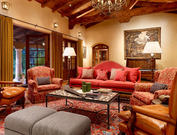 tuscan living room design 15 stunning tuscan living room designs home design lover 15539