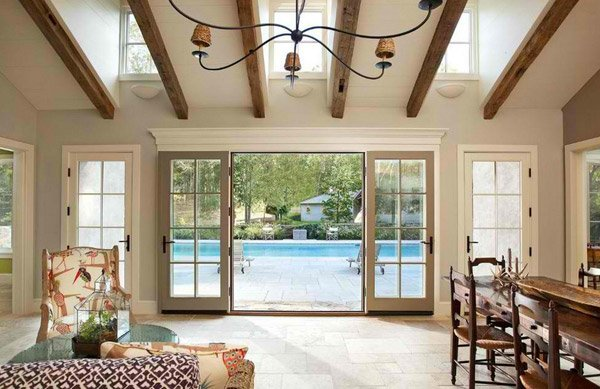 15 french doors for inspiration home design lover for French doors that slide open