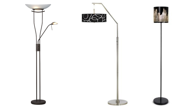 15 modern floor lamp designs home design lover aloadofball Choice Image
