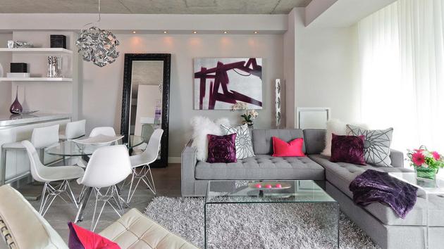 20 Charming Modern Open Living Room Ideas Home Design Lover