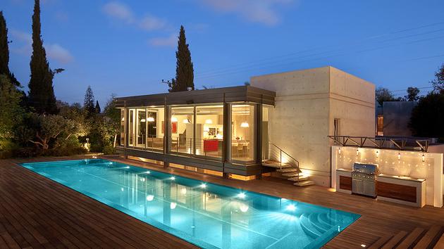 15 Hardwood Swimming Pool Decks Home Design Lover