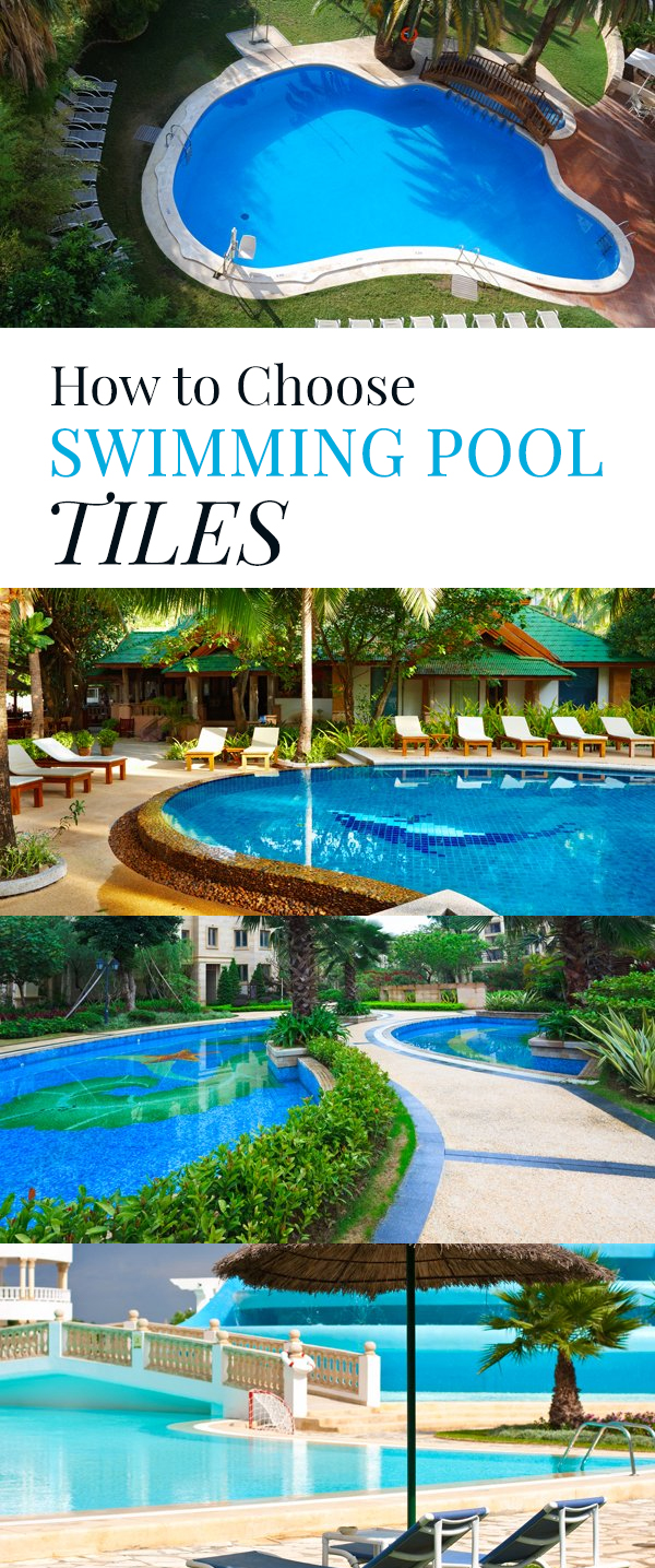 How to choose swimming pool tiles home design lover for How to design a pool