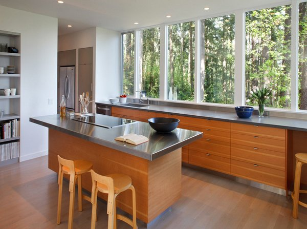 Lovely Classy Kitchen Windows