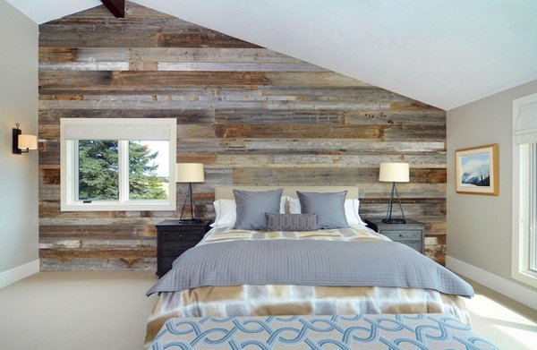 15 unique and interesting bedroom walls home design lover