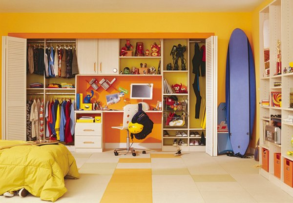 15 Wonderful Bedroom Closet Design Ideas Home Design Lover