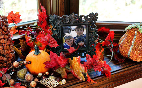 Autumn Halloween Decor Ideas