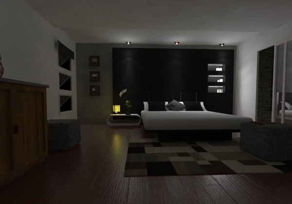 Bedroom Praktis