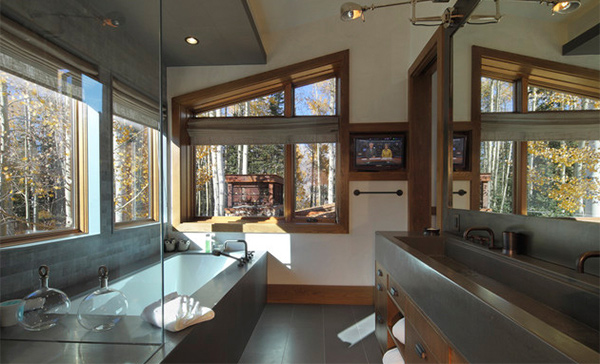 Telluride Houses Bathroom