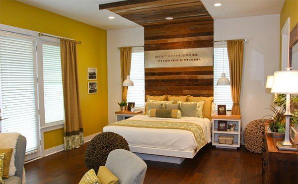 Rustic Retreat bedroom
