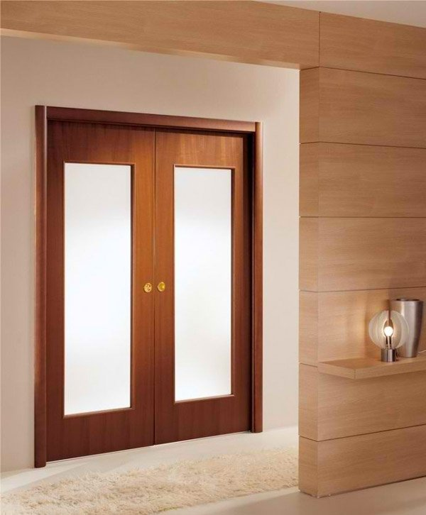 divider Double Doors