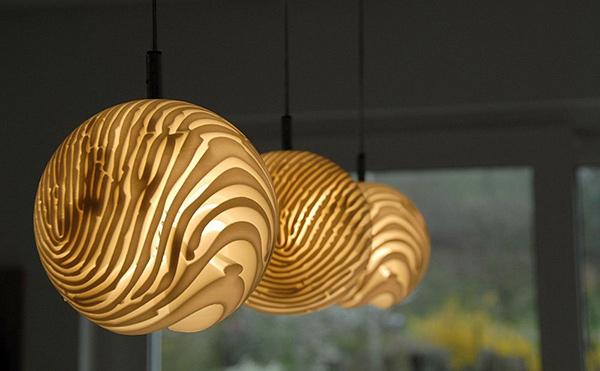 Polyamide Pendant Lamp
