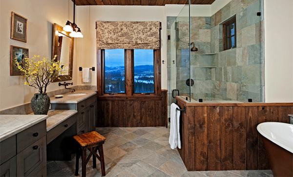 Hallmark Bath Cabin