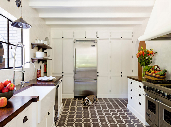 Kitchen Flooring Designs