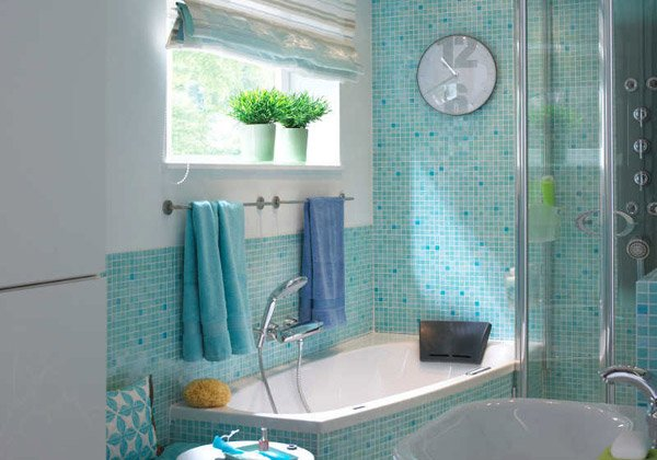 turquoise tiles bathroom 15 turquoise interior bathroom design ideas home design 14838