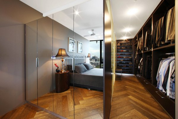 Modern Closet 15 wonderful bedroom closet design ideas | home design lover