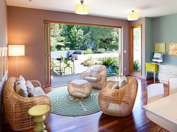 15 Fabulous Natural Living Room Designs Home Design Lover