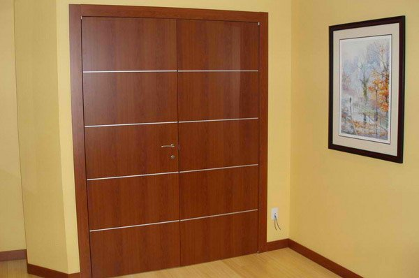15 different interior double door design idea home for Different door designs