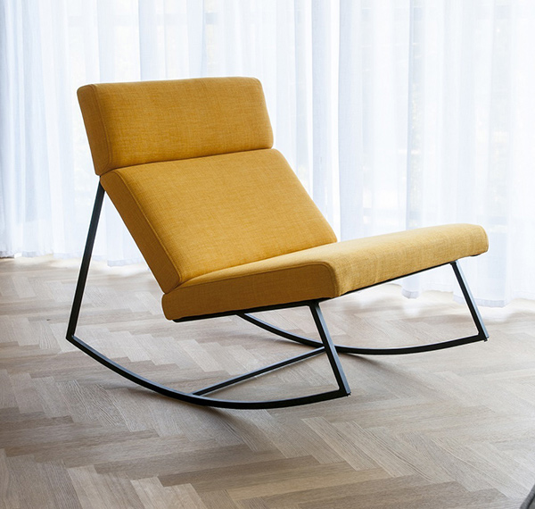 Modern Rocking Chair rock with comfort and style: 15 modern rocking chairs | home