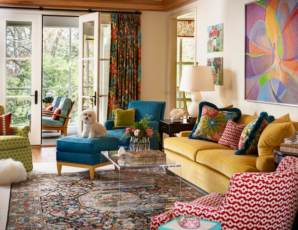 15 Trendy Living Room Colors You Can Choose From | Home Design Lover