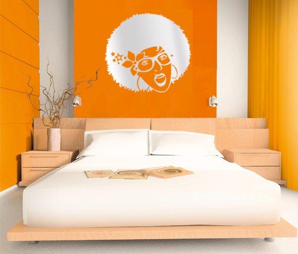 Interesting Bedroom Walls