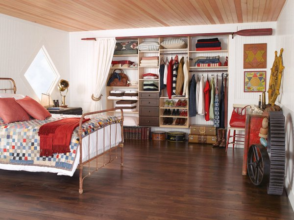 15 Wonderful Bedroom Closet Design Ideas | Home Design Lover