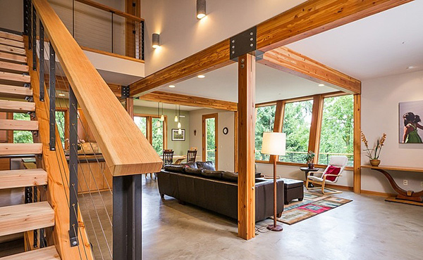 issaquah house cottage - Modern Cottage Design