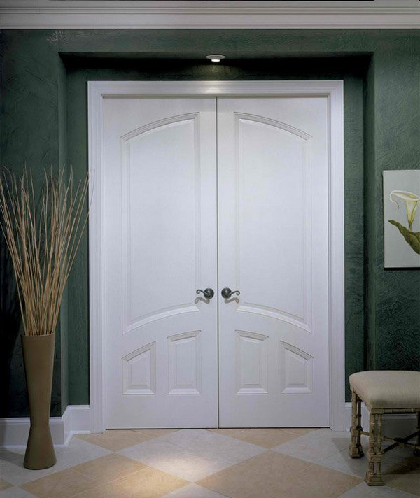 15 Different Interior Double Door Design Idea | Home Design Lover