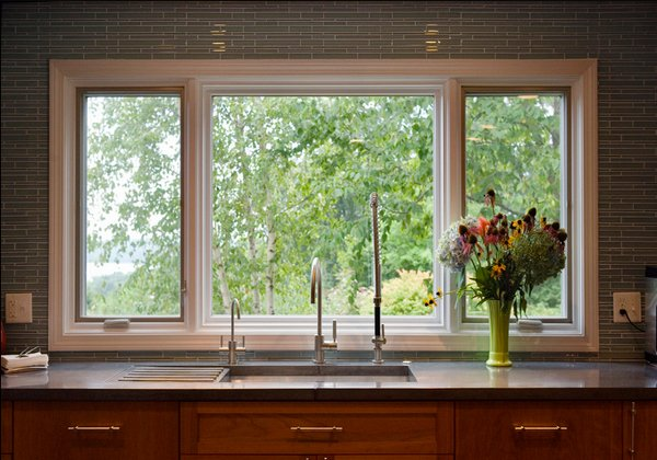 Superbe Window Panel. Divine Kitchens