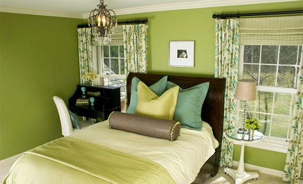 15 Bedrooms Of Lime Green Accents Home Design Lover