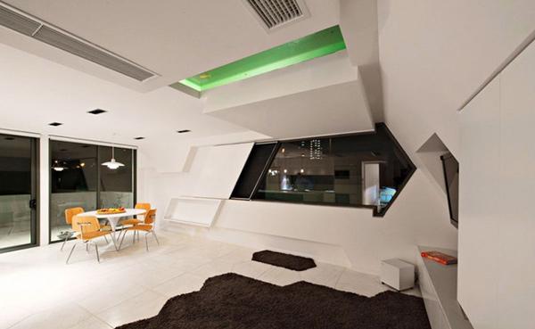 futuristic design