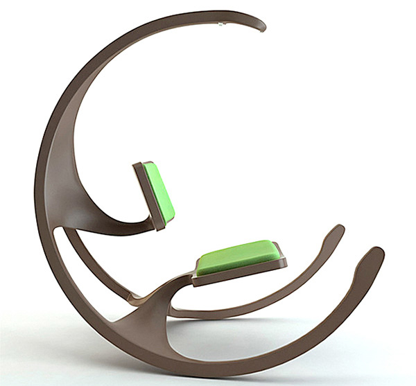 Modern Rocking Chairs
