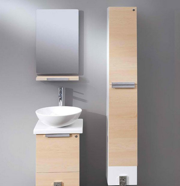 minimalistic bathroom vanity design