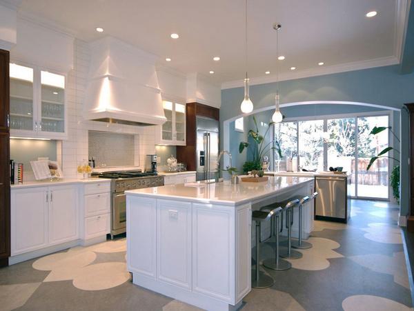linoleum tile design