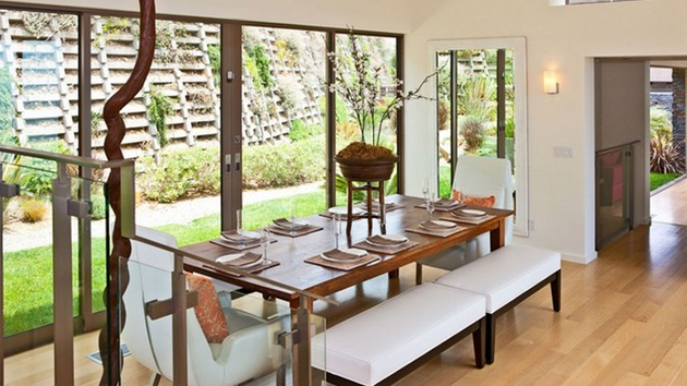 15 Dining Rooms With Benches Home Design Lover